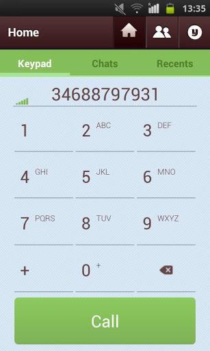 yuilop Text & Call Free_to_All - Imagem 1 do software