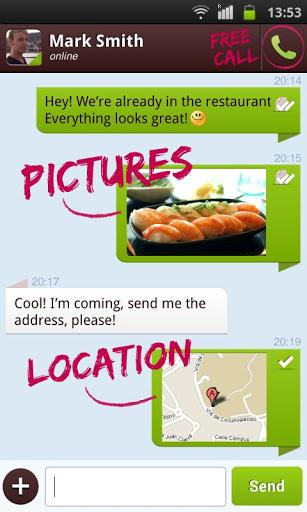 yuilop Text & Call Free_to_All - Imagem 2 do software