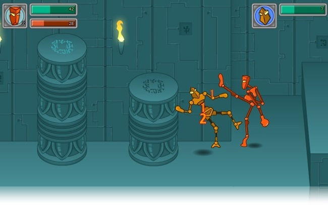 Tribot Fighter - Imagem 1 do software