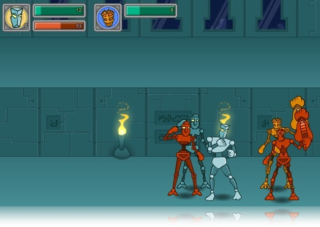 Tribot Fighter - Imagem 2 do software