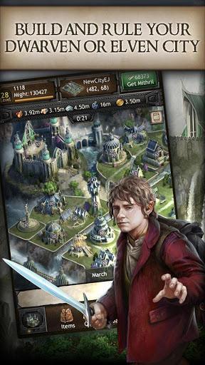 Hobbit: King. of Middle-earth - Imagem 1 do software