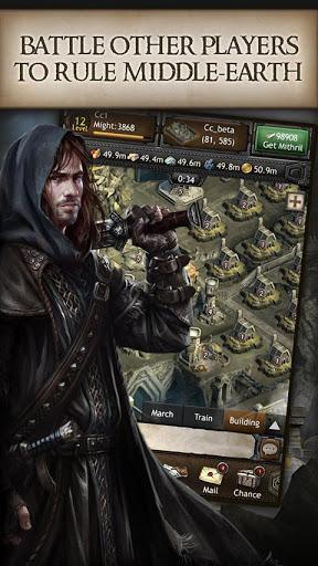 Hobbit: King. of Middle-earth - Imagem 2 do software