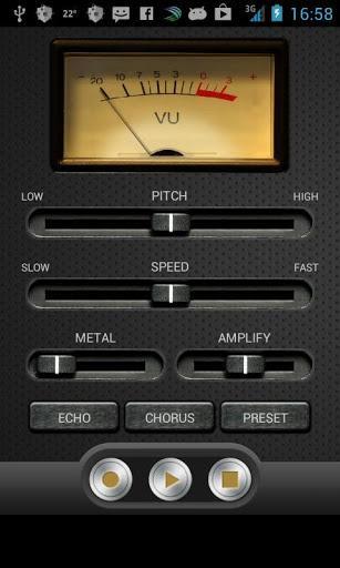 Change My Voice - Imagem 1 do software