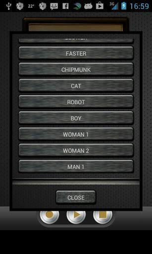 Change My Voice - Imagem 2 do software
