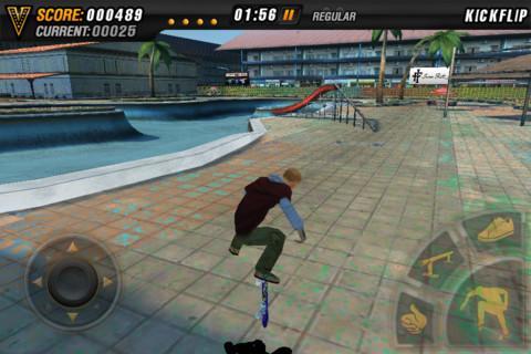 Mike V: Skateboard Party HD Lite - Imagem 1 do software