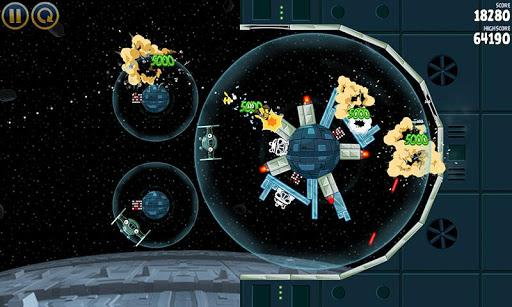 Angry Birds Star Wars - Imagem 1 do software