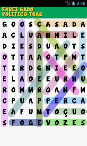 Caça Palavras Brasileiro - Imagem 1 do software