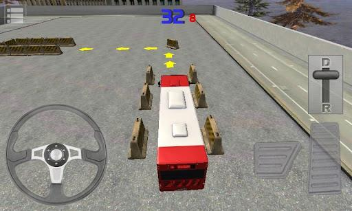 Bus Parking 3D - Imagem 1 do software