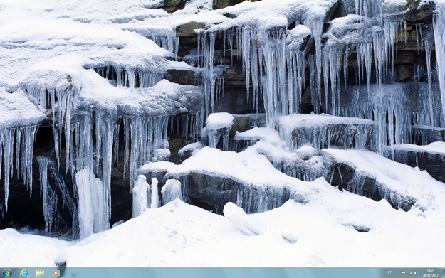 Frozen Formations Theme.