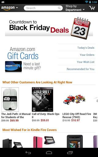 Amazon Mobile (Tablet) - Imagem 1 do software