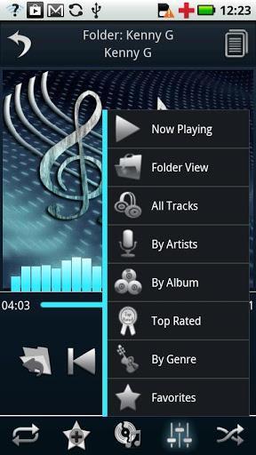 Euphony Music Player Trial - Imagem 1 do software