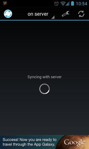AppSyncer - Imagem 2 do software