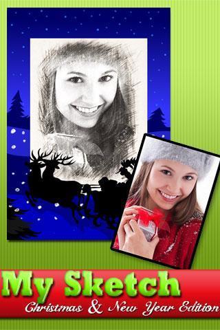 My Sketch : Christmas Edition - Imagem 1 do software
