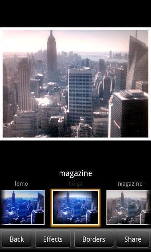 Camera Effects - Imagem 2 do software
