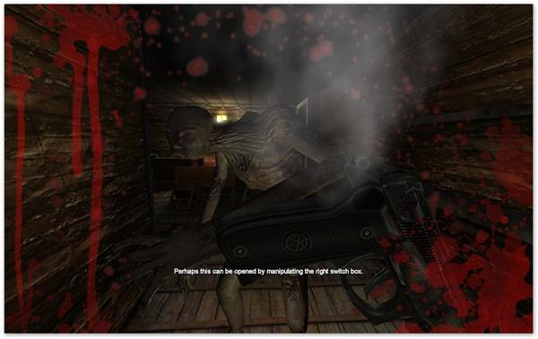 Into The Dark DEMO - Imagem 3 do software