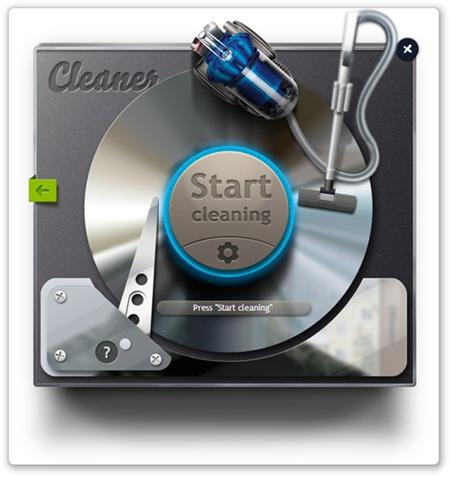 Ticno Cleaner - Imagem 2 do software