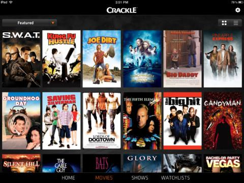 how to download crackle movies