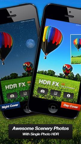HDR FX Pro - Imagem 1 do software
