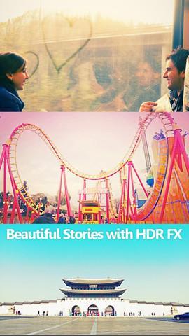 HDR FX Pro - Imagem 2 do software