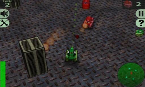 Crazy Tanks Lite - Imagem 1 do software