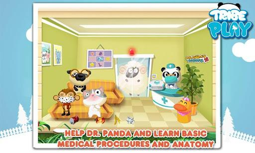Dr Panda´s Hospital - Imagem 1 do software