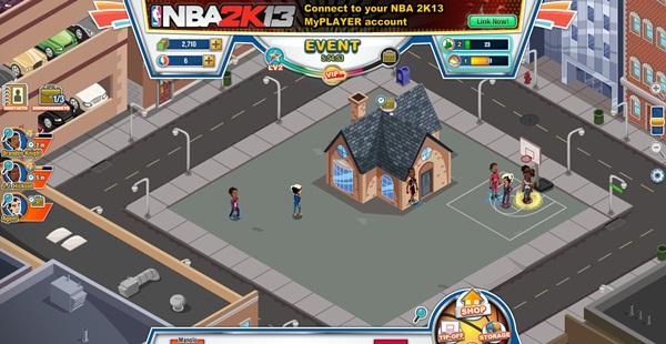 NBA 2K MyLife - Imagem 1 do software