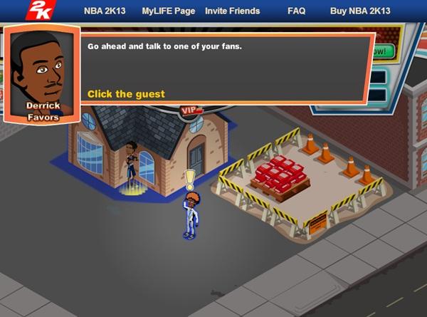NBA 2K MyLife - Imagem 2 do software