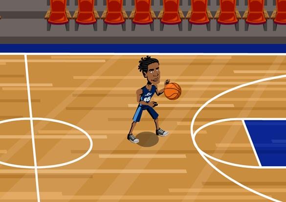 NBA 2K MyLife.