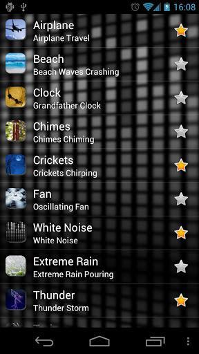White Noise Lite - Imagem 2 do software