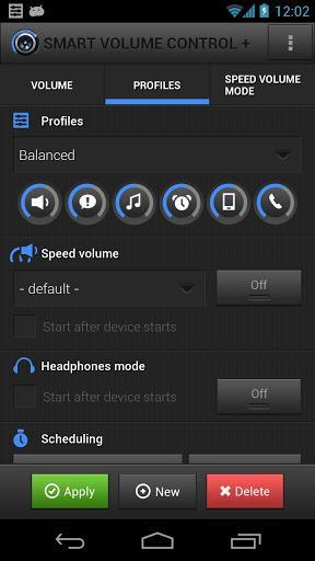 Smart Volume Control - Imagem 1 do software