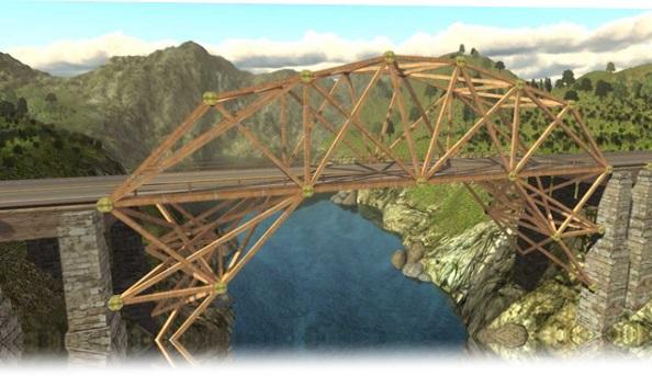 Exemplo de ponte que obteve sucesso