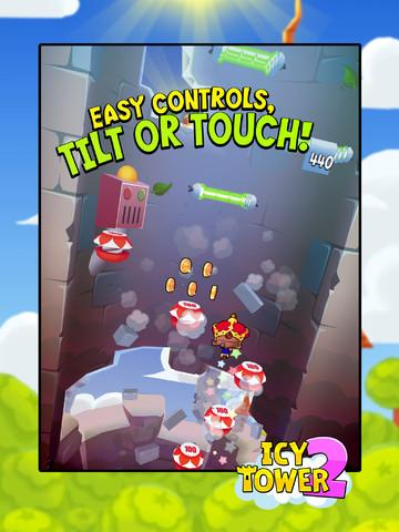 Icy Tower 2 - Imagem 1 do software