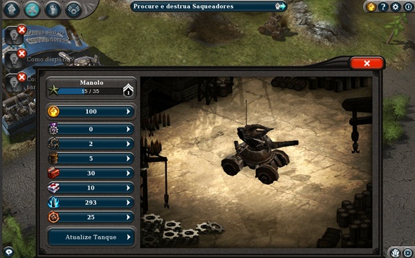 Steel Legions - Imagem 2 do software