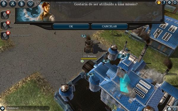 Steel Legions - Imagem 3 do software
