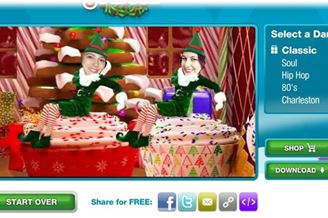Elf Yourself Download to Web Grátis