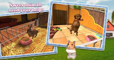 PetWorld 3D: My Animal Rescue - Imagem 1 do software