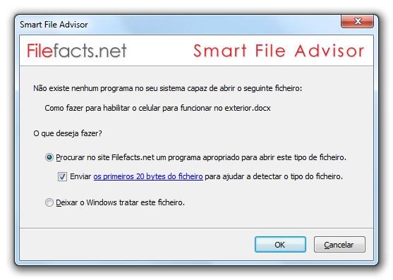 Smart File Advisor - Imagem 2 do software