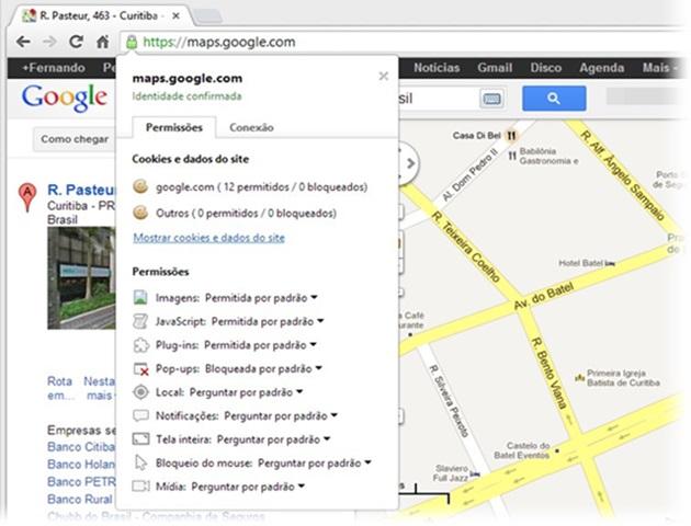 Google Chrome - Imagem 3 do software
