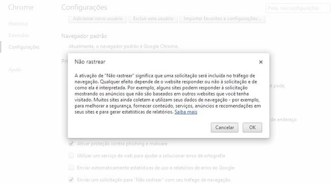 Google Chrome - Imagem 2 do software