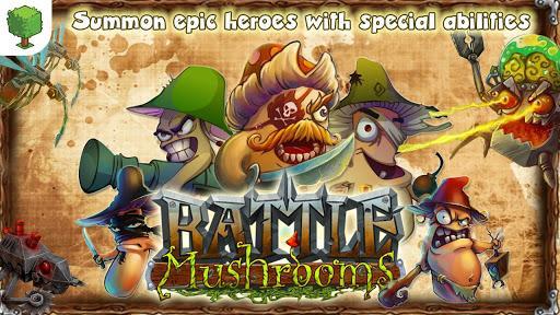 Battle Mushrooms - Imagem 1 do software
