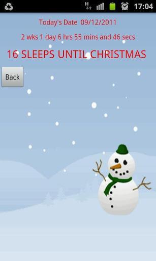 Contagem regressiva para Natal - Imagem 2 do software