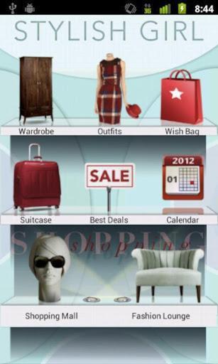 Stylish Girl - Fashion Closet - Imagem 1 do software