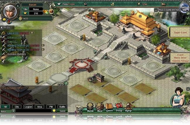 Chaos of Three Kingdoms - Imagem 3 do software