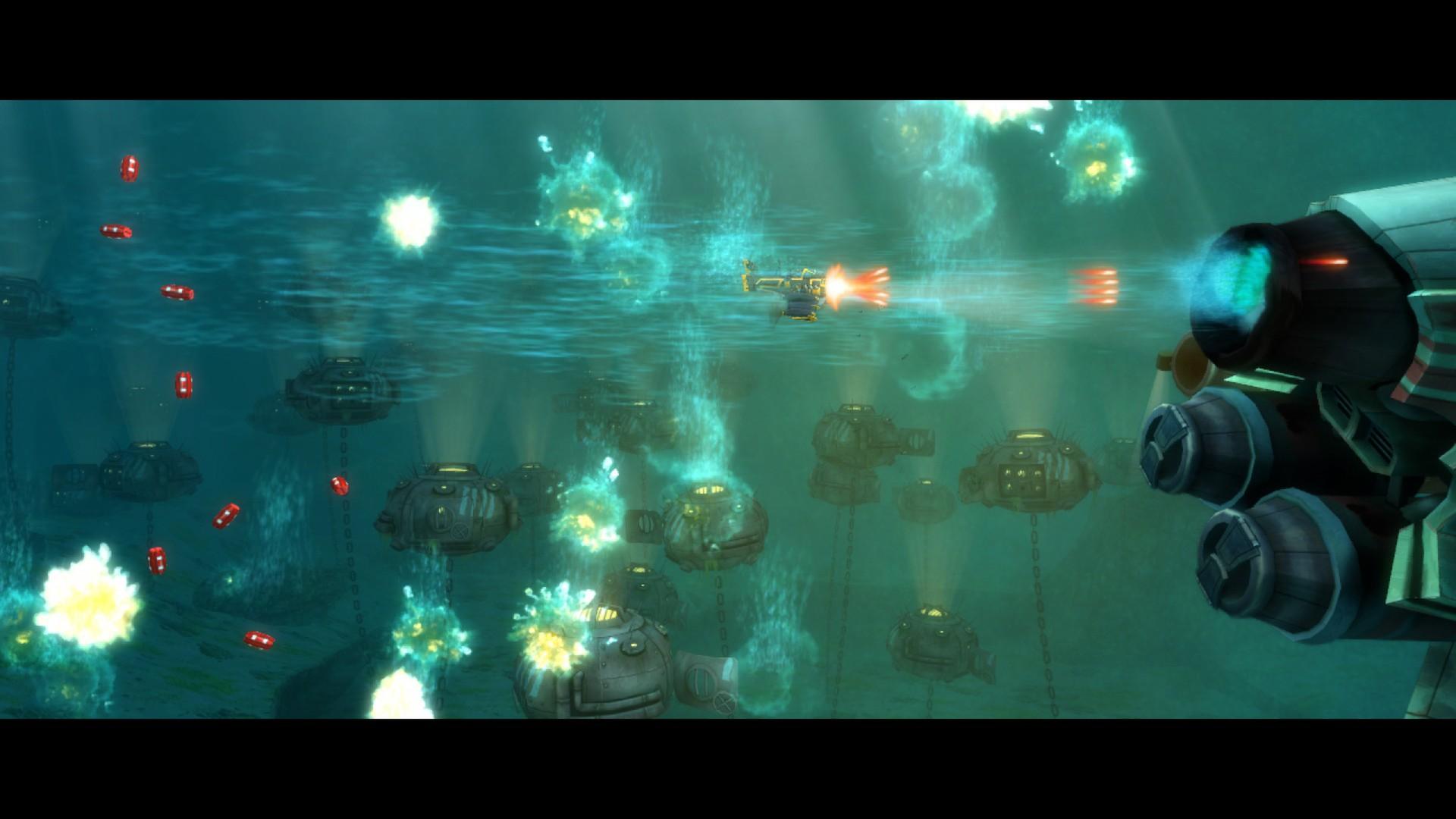Sine Mora - Imagem 1 do software