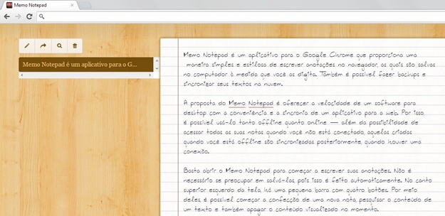 Memo Notepad.