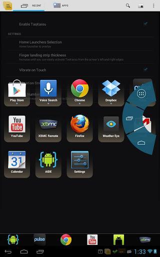 TasKarou Launcher Overlay - Imagem 1 do software