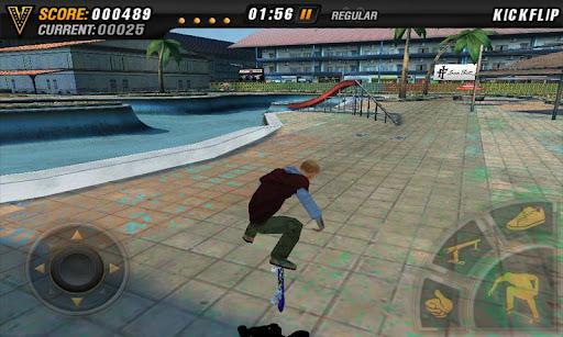 Mike V: Skateboard Party Lite - Imagem 1 do software