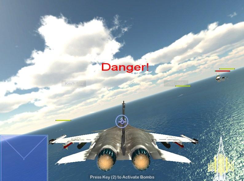 Jets of War - Imagem 2 do software