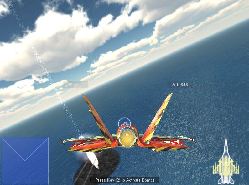 Jets of War - Imagem 3 do software