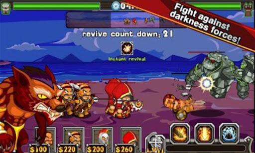 Sparta:Avengers wars - Imagem 1 do software